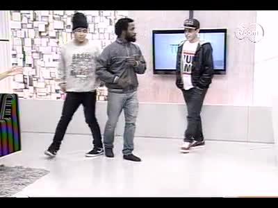 TVCOM Tudo+ - Dia do Hip Hop em Florianópolis - 11/11/13