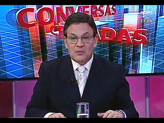 Conversas Cruzadas - Governistas e oposicionistas debatem sobre o desempenho da Assembleia e do governo Tarso - Bloco 4 - 18/12/2013