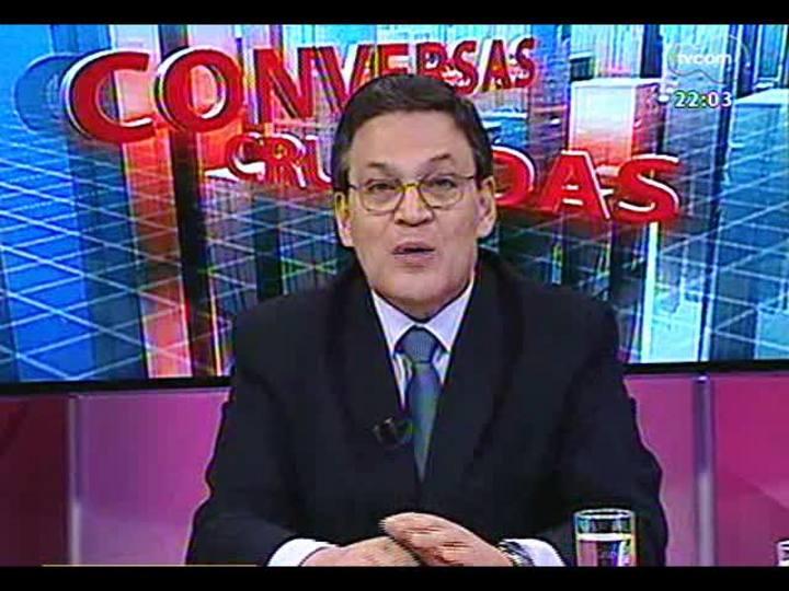 Conversas Cruzadas - Como melhorar o sistema de transporte coletivo na Grande Porto Alegre? - Bloco 1 - 19/12/2013