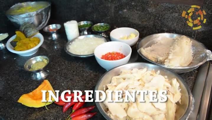 Litoral Gourmet - Bacalhau na Moranga