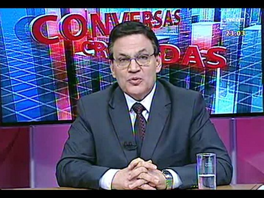 Conversas Cruzadas - Debate sobre a renegociação da dívida dos estados - Bloco 4 - 14/02/2014