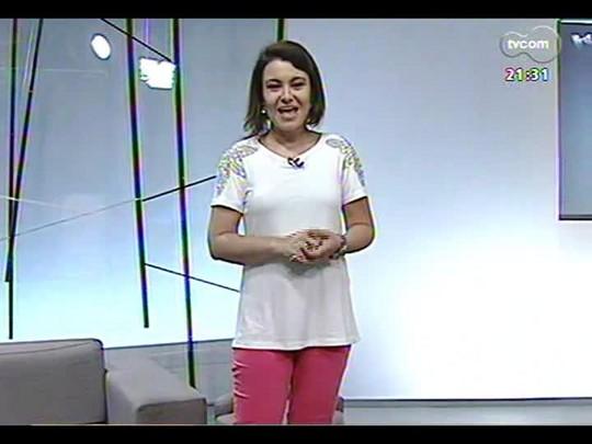 TVCOM Tudo Mais - \'Barra de Cereal\': Aline Mendes fala sobre as frutas oleaginosas