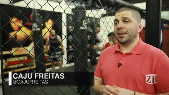 """No Mundo das Lutas: \""""Jon Jones poderá perder o título no UFC 172 deste sábado\"""", afirma Caju"""