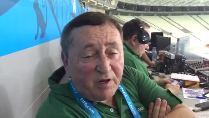 """Wianey Carlet: \""""O Brasil não ganhou porque o goleiro não deixou, mas foi frustrante\"""""""