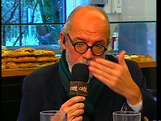 Café TVCOM - Conversa sobre literatura - Bloco 2 - 19/07/2014