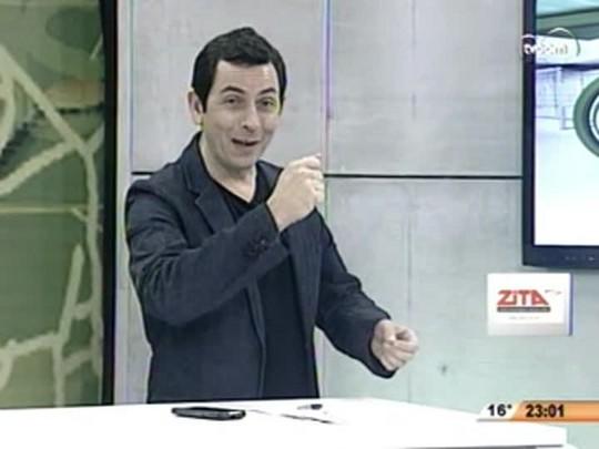 Bate Bola - Geninho e César Sampaio - 4ºBloco - 27.07.14