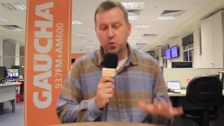 Cléber Grabauska fala sobre o sorteio dos grupos da Champios