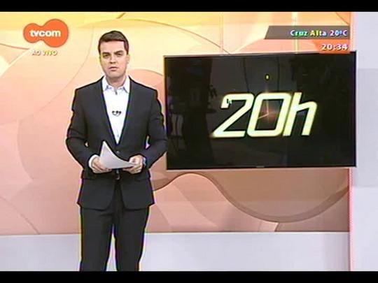 TVCOM 20 Horas - Deputado estadual Adilson Troca fala sobre denúncia sobre contratação de servidora fantasma - 06/10/2014