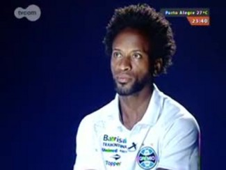 Mãos e Mentes - Jogador de futebol Zé Roberto - Bloco 4 - 30/11/2014