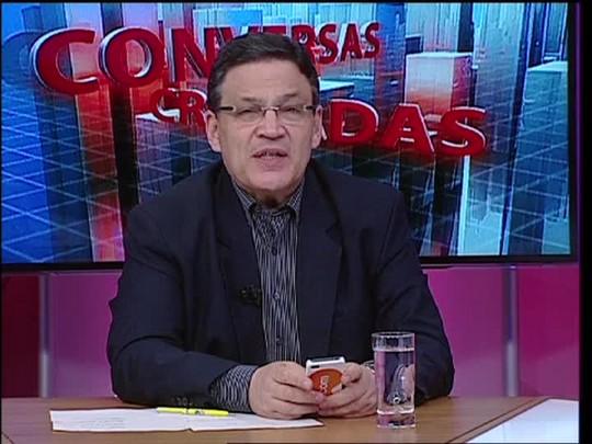 Conversas Cruzadas - Apagão: os problemas no déficit de energia - Bloco 2 - 19/01/15