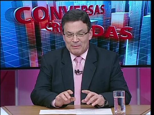 Conversas Cruzadas - Crise Hídrica no Estado - Bloco 01 - 05/02/15