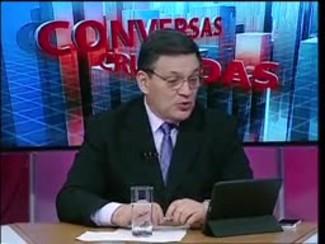 Conversas Cruzadas - Debate sobre a constitucionalidade do piso do funcionalismo - Bloco 3 - 25/03/15