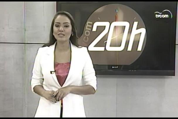 TVCOM 20 Horas - 4ºBloco - 04.04.15