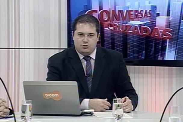 Conversas Cruzadas - Violência entre jovens - 1º Bloco - 06.05.15