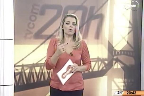TVCOM 20 Horas - Campanha do Agasalho 2015 está recebendo doações - 15.05.15