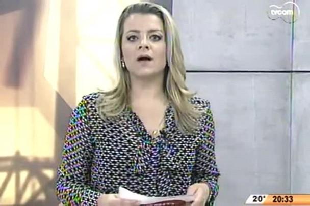 TVCOM 20 Horas - Com a quebra nas vendas, lojas e fábricas buscam alternativas para driblar a crise - 02.06.15