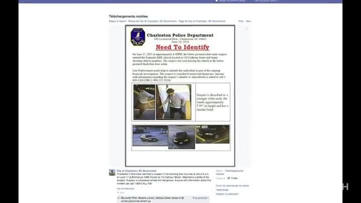 EUA: polícia divulga foto de suspeito de crime em igreja