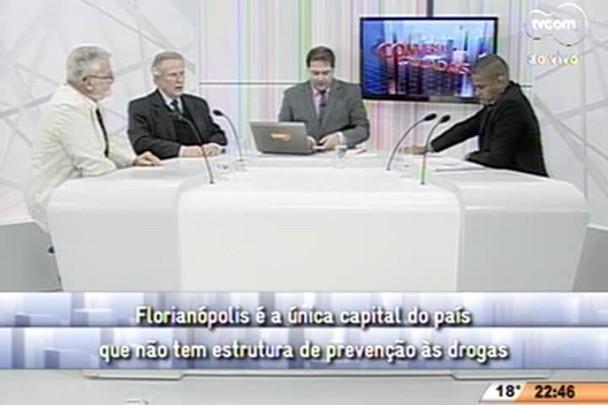 Conversas Cruzadas - Política antidrogas de Florianópolis - 3º Bloco - 26.06.15