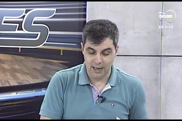 TVCOM Esportes - 3ºBloco - 14.08.15
