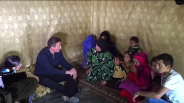 Cameron visita Jordânia e Líbano para abordar crise migratória
