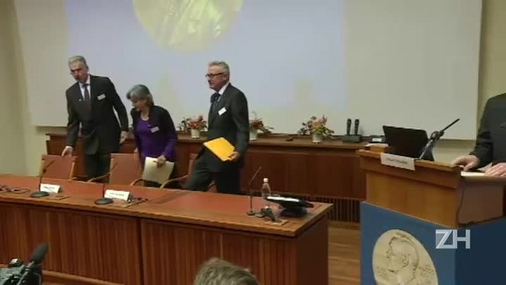 Trio vence o Nobel de Medicina por terapias contra infecções par