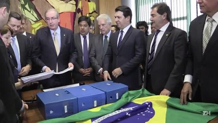 Novo pedido de Impeachment contra Dilma