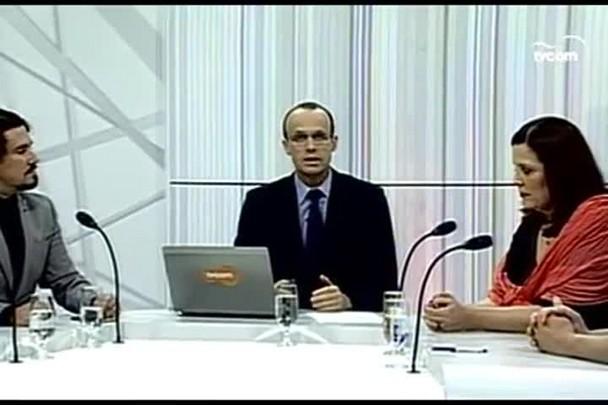 TVCOM Conversas Cruzadas. 2º Bloco. 30.10.15