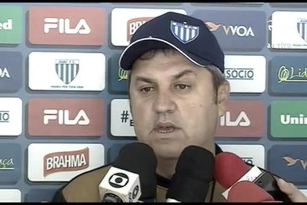 TVCOM Esportes. 1º Bloco. 06.11.15
