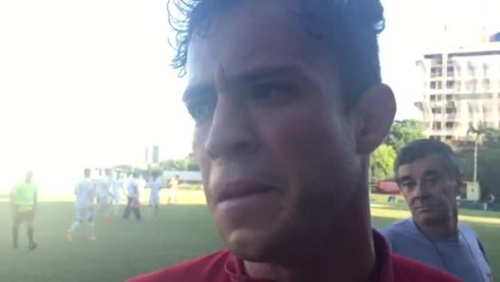 Gustavo Ferrareis lamenta empate com Avaí