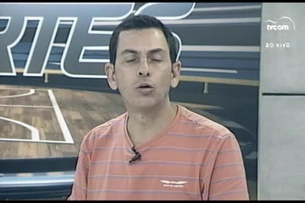 TVCOM Esportes. 2º Bloco. 21.01.16