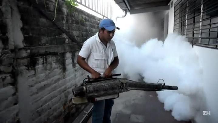 Zika pode atingir até quatro milhões de pessoas nas Américas
