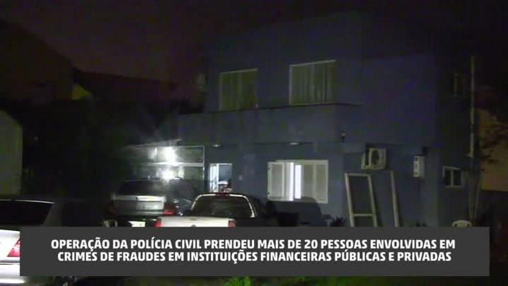 Como funcionava a quadrilha que fraudava empréstimos em bancos gaúchos