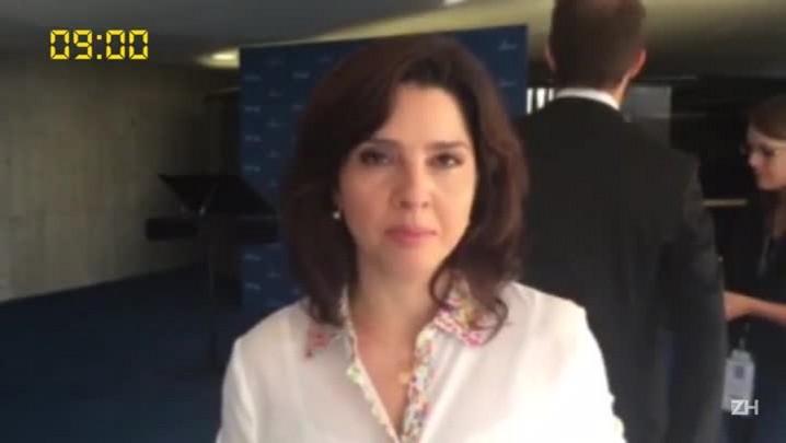 Vídeo da Hora: Carolina Bahia fala sobre as expectativas para a sessão que discute impeachment