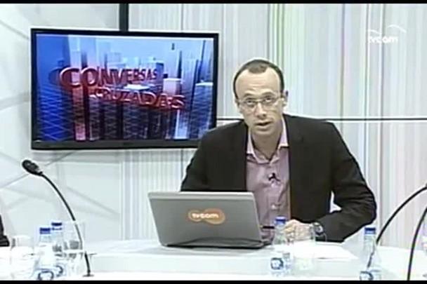 TVCOM Conversas Cruzadas. 3º Bloco. 30.05.16