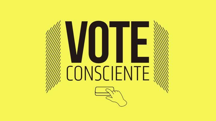Projeto Vote Consciente: como você escolhe o seu candidato?