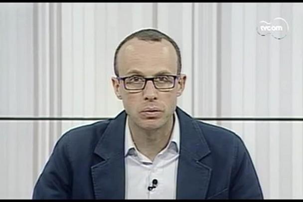 TVCOM Conversas Cruzadas. 1º Bloco. 06.10.16