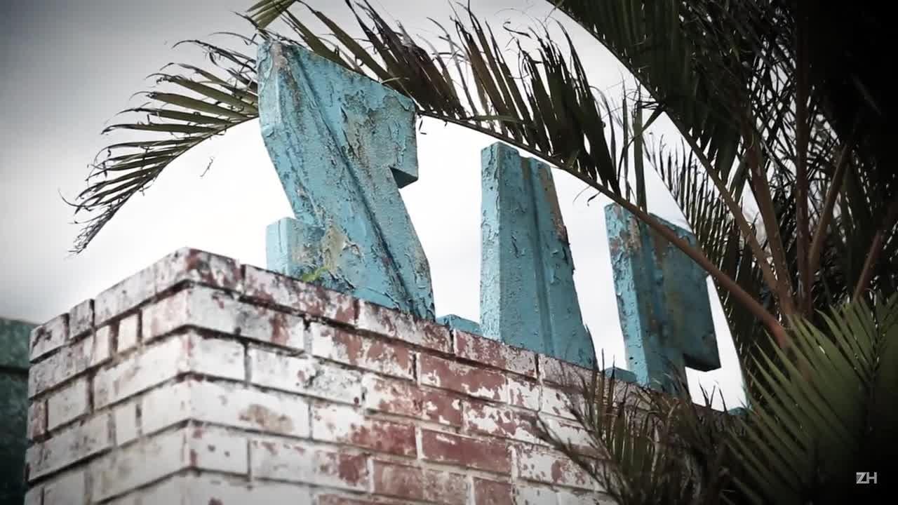 Veranistas comentam história e abandono da Sapi, em Imbé