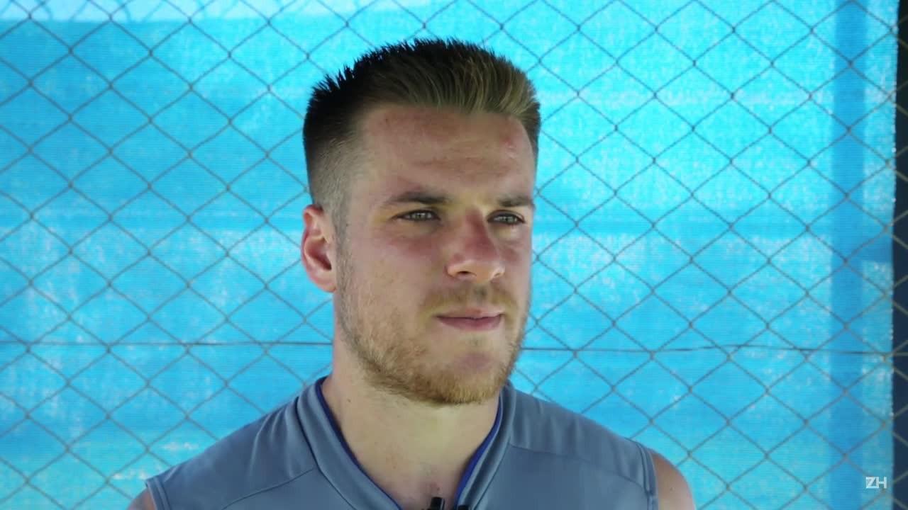 Ramiro fala sobre seu novo momento no Grêmio
