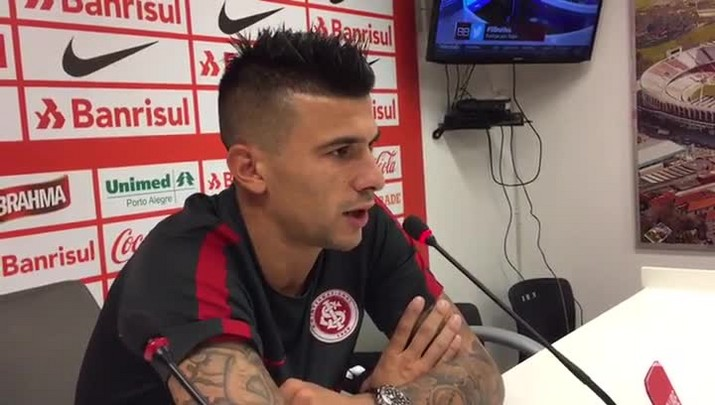 """Cuesta cita Palmeiras como \""""um dos melhores do Brasil\"""""""
