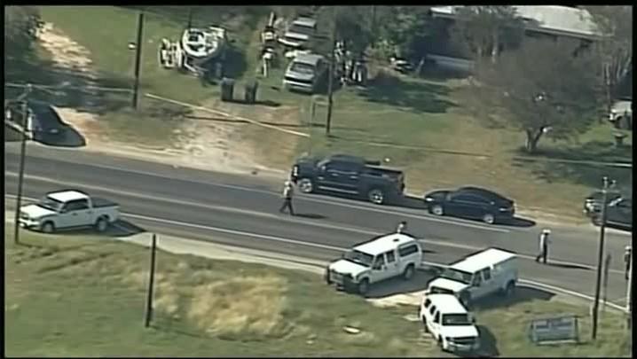 Ataque em igreja no Texas deixa vários mortos