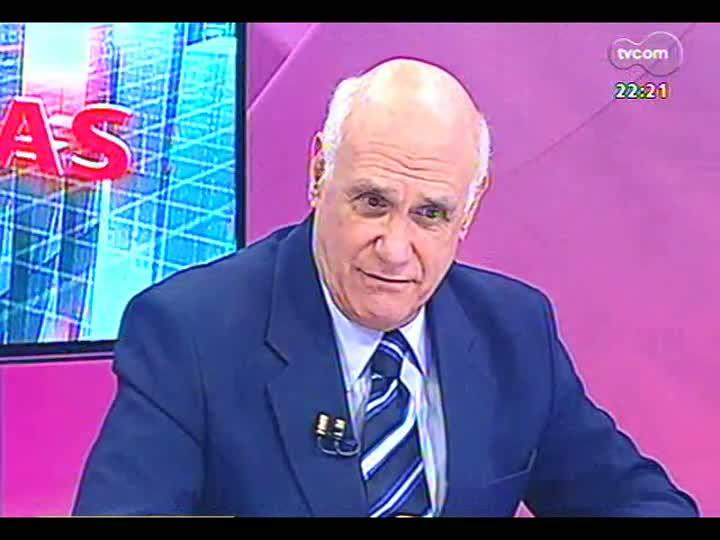 Conversas Cruzadas - O andamento das obras da Copa em Porto Alegre - 25/01/2013 - bloco 2