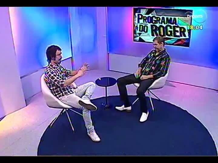 Programa do Roger - Lúcio Brancato conversa com Wander Wildner - bloco 2 - 04/02/2013