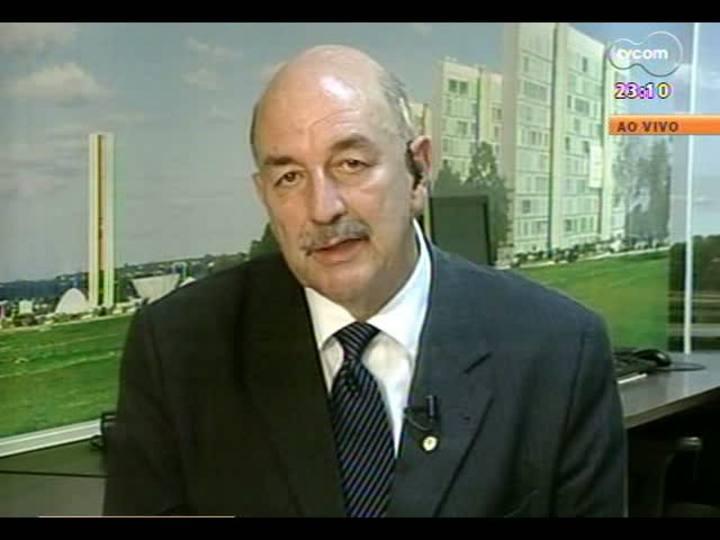 Conversas Cruzadas - Internação involuntária de viciados em Crack no Rio de Janeiro - Bloco 4 - 20/02/2013