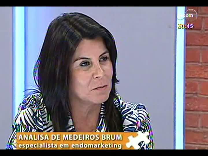 Mãos e Mentes - Diretora da HappyHouse Brasil, Analisa de Medeiros Brum - Bloco 2 - 12/03/2013