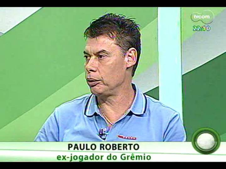 Bate Bola - Gauchão: vitória do Inter sobre o Esportivo e empate do Grêmio contra o Passo Fundo - Bloco 3 - 31/03/2013