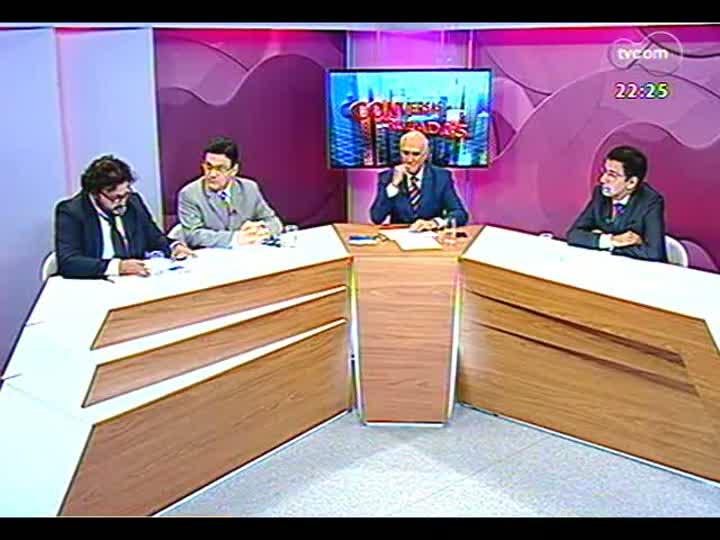 Conversas Cruzadas - As finanças do estado: entrevista com o secretário da Fazenda, Odir Tonollier - Bloco 2 - 12/04/2013