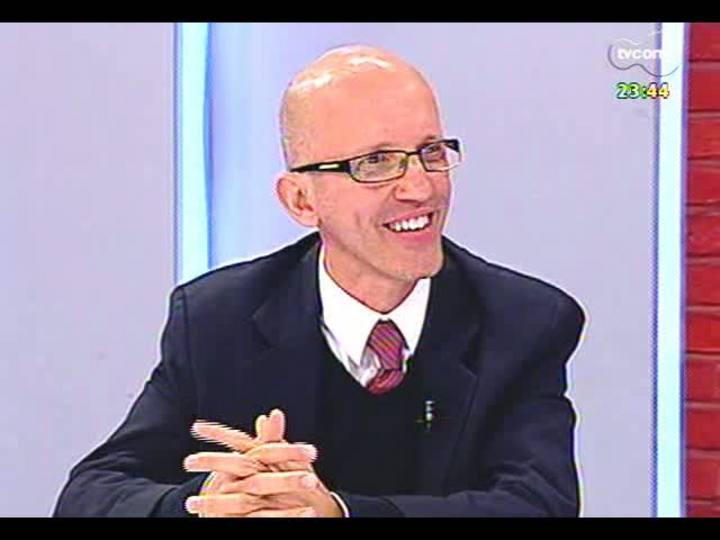 Mãos e Mentes - Mestre em filosofia e diretor da TCA Informática, Marcos Kayser - Bloco 2 - 23/05/2013