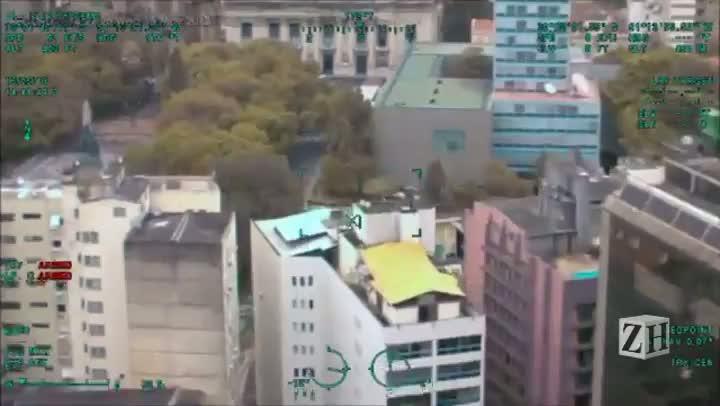 Novo equipamento acoplado a helicópteros da BM promete aumentar segurança