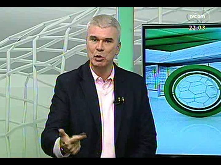 Bate Bola - Copa das Confederações e novidades da dupla Gre-Nal - Bloco 3 - 23/06/2013