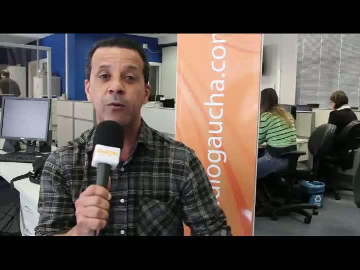 Pré-jogo: Luis Henrique Benfica analisa o confronto entre Corinthians x Grêmio. 31/07/2013